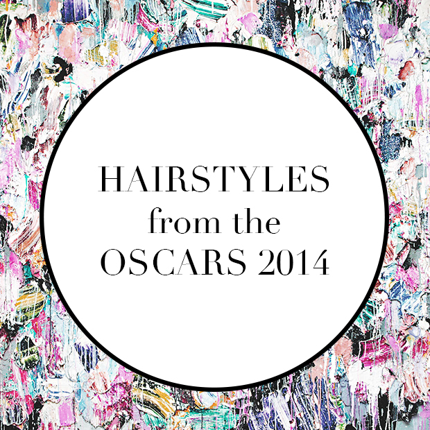 Hairstyles from the Oscars 2014
