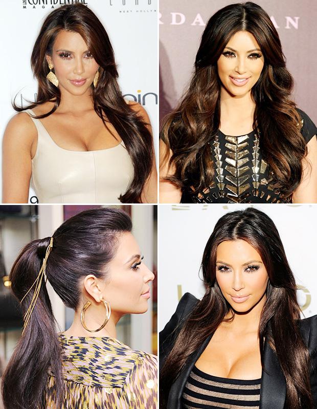 Kim kardashians hair extensions hair extensions blog hair kim kardashians hair extensions pmusecretfo Image collections