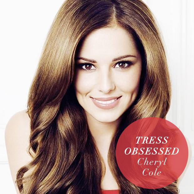 Cheryl Cole's hair