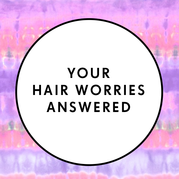 Your Hair Worries Answered