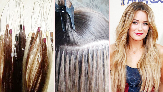 Different Types of Hair Extensions - Hair