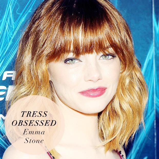 Emma Stone's Hair