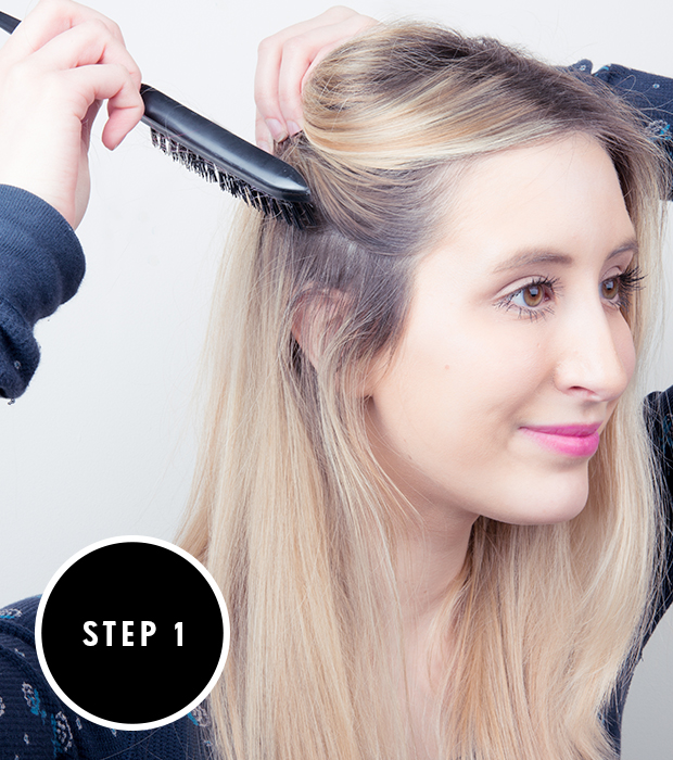 How to Apply Clip In Hair Extensions