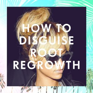 How to Disguise Root Regrowth