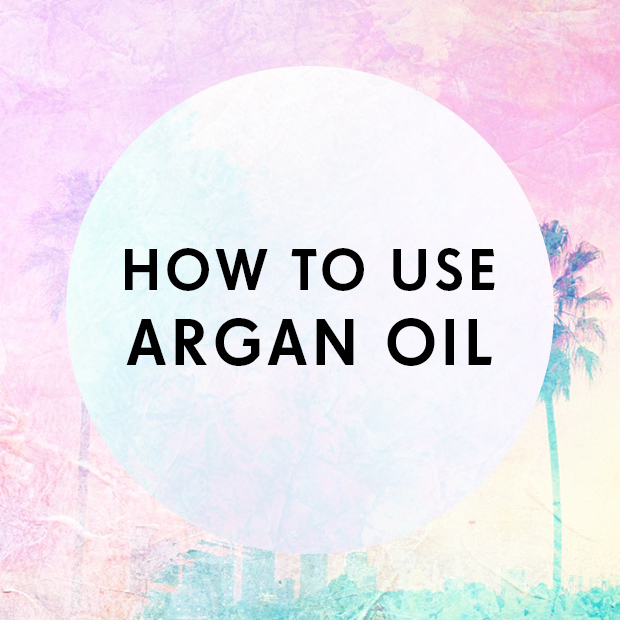 How to Use Argan Oil