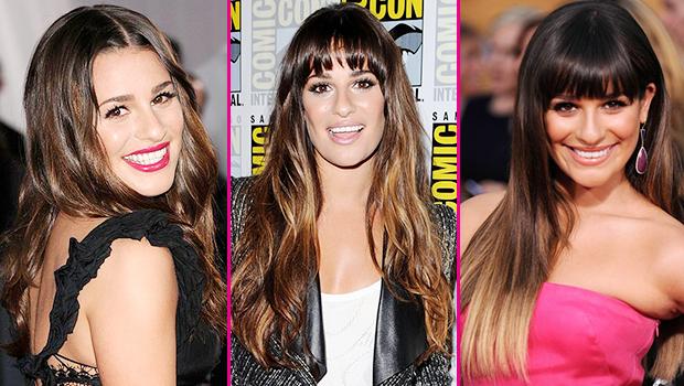 Lea Michele's Hair