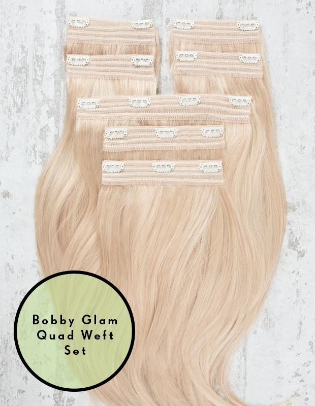 Quad Weft Hair Extensions Hair Extensions Blog Hair Tutorials