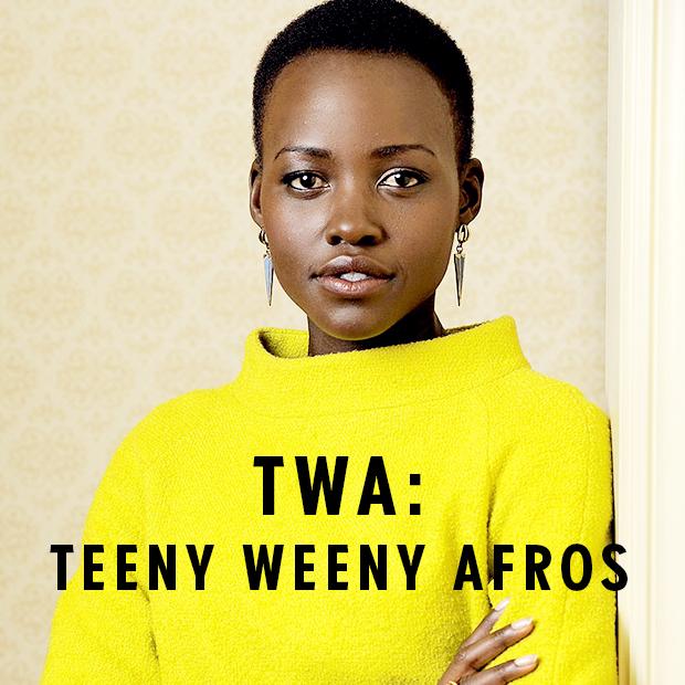 TWA@ Teeny Weeny Afros