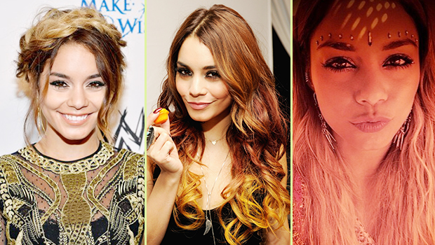 Vanessa Hudgens' Hair