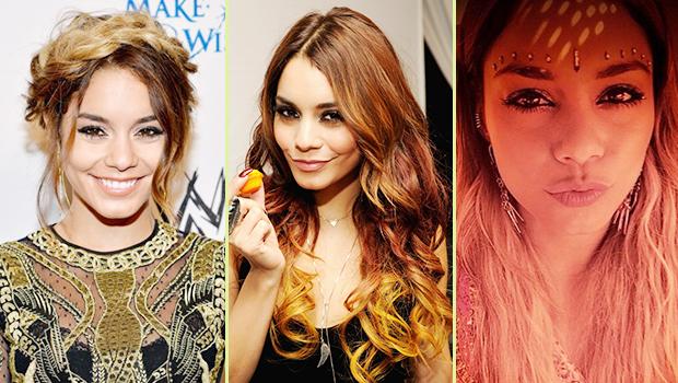 Vanessa Hudgens' Hair