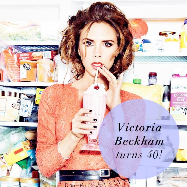 Victoria Beckham Turns 40!