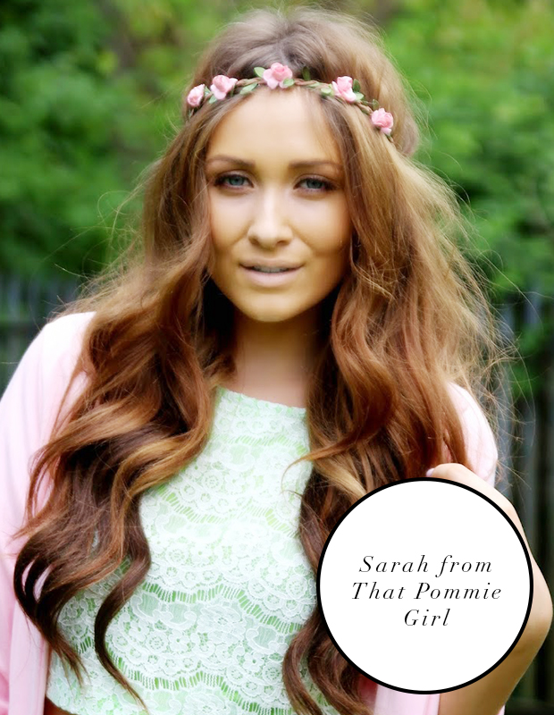 Hair extension blogs choice image hair extension hair favourite bloggers who wear hair extensions hair extensions blog sarah from that pommie girl favourite bloggers pmusecretfo Images