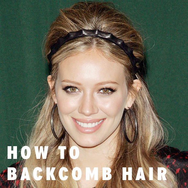 backcombing hair styles how to backcomb hair hair extensions hair 6517