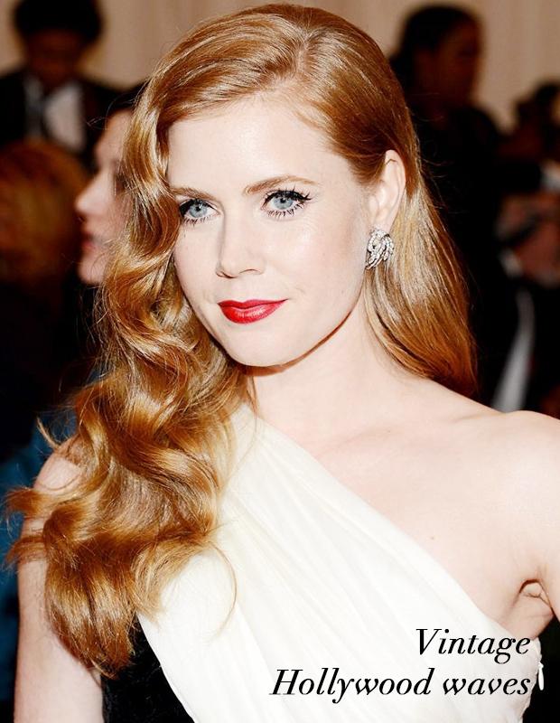 Fine How To Get Red Carpet Hair Hair Extensions Blog Hair Tutorials Hairstyles For Men Maxibearus