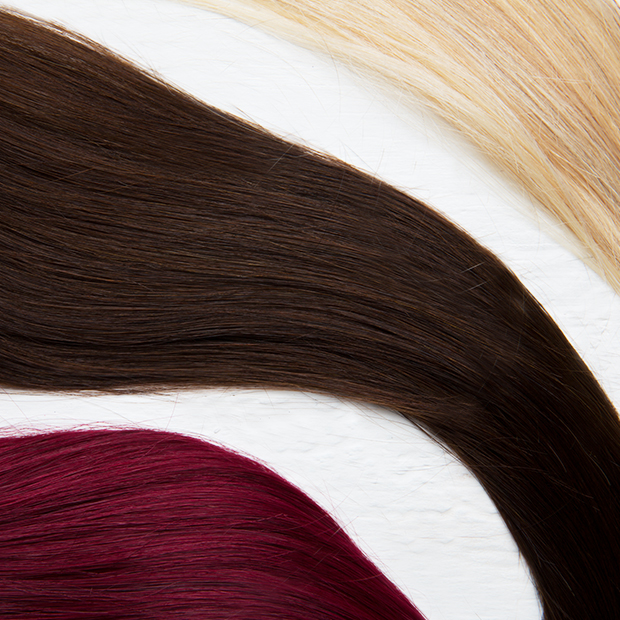 how to make hair look thicker with extensions