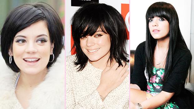 Lily Allen's Hair