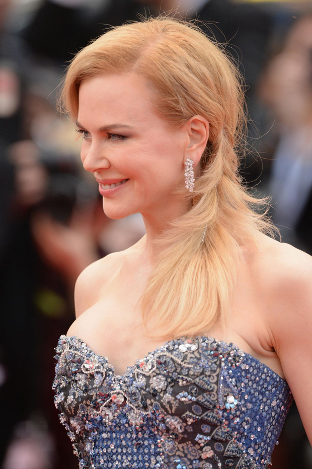 Hairstyles From Cannes Film Festival So Far Hair Extensions Blog