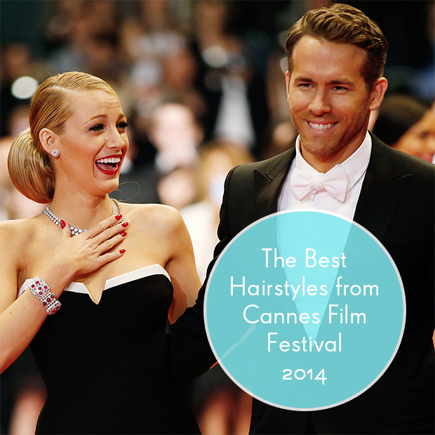 The best hairstyles from Cannes Film Festival 2014