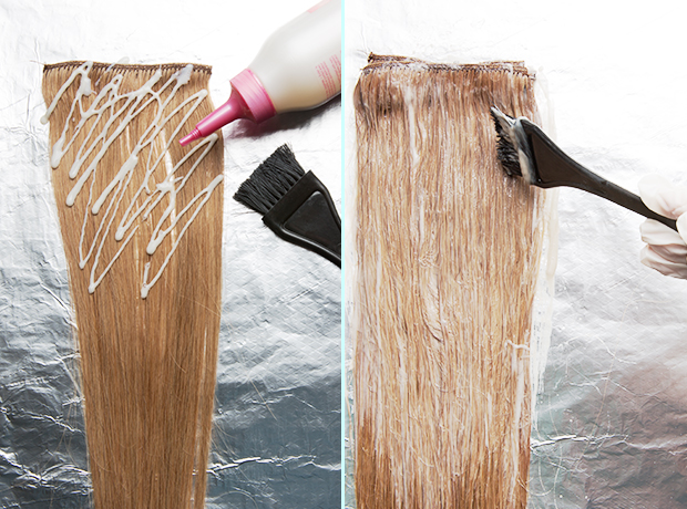 Can You Dye Hair Extensions Lighter 14