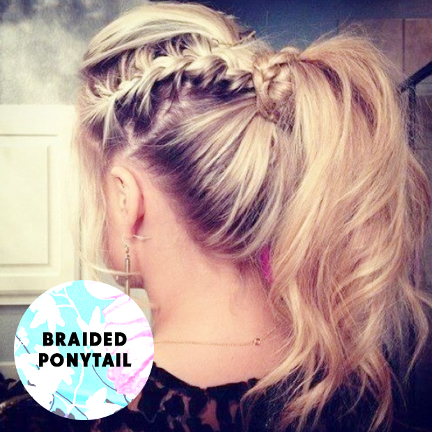 Festival Hairstyles for Glastonbury / Hair Extensions Blog | Hair ...