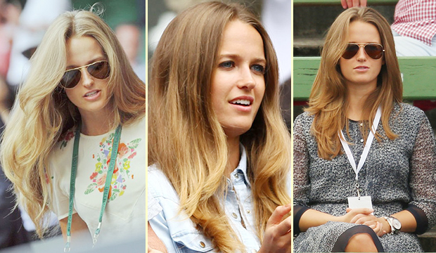 And Lets Not Forget About Kim Sears Hair Shade Either The Only Word We Can Describe Toffee Coloured Is Delicious