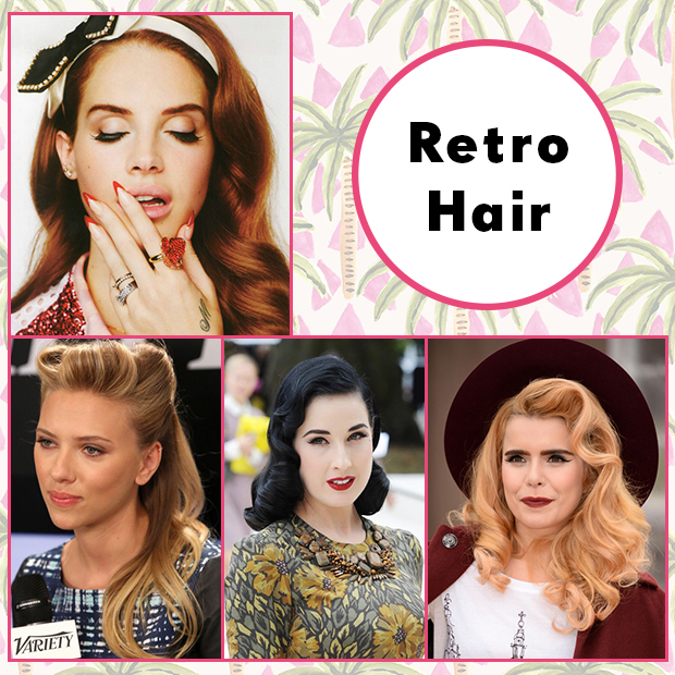retro hair hair extensions blog hair tutorials amp hair