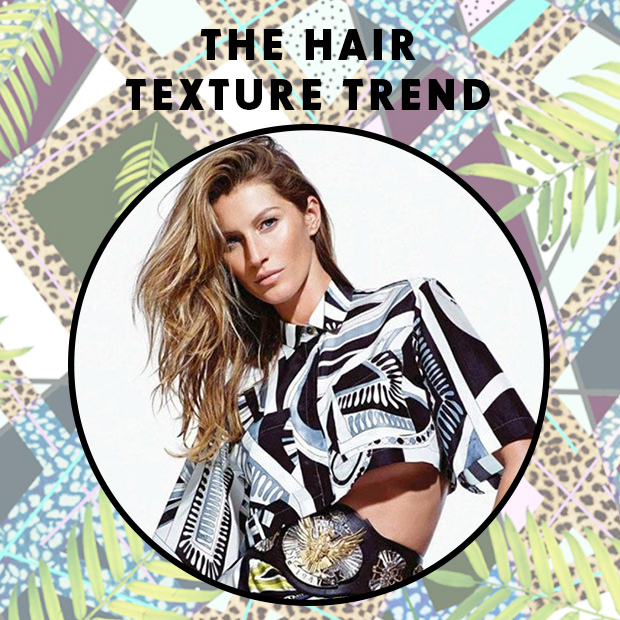 the hair texture trend