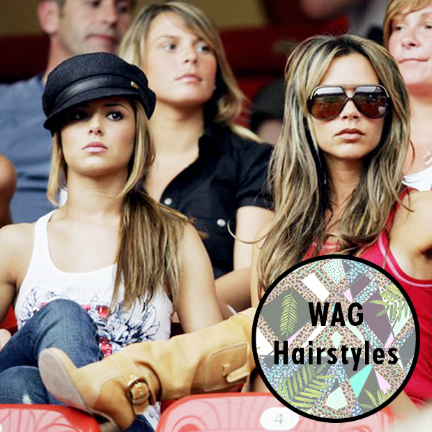 WAG hairstyles