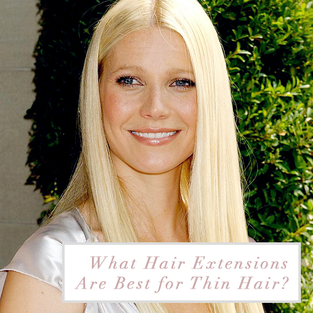 What Are The Best Kind Of Hair Extensions For Thin Hair 7