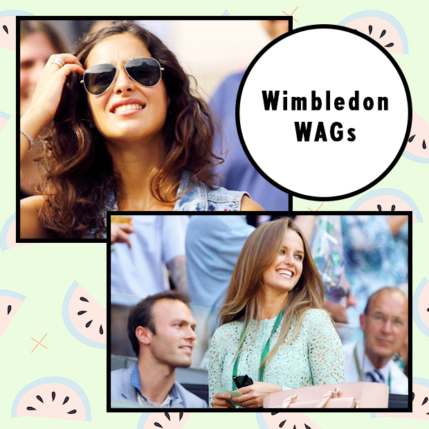 Wimbledon WAGs