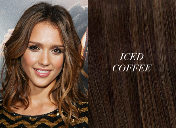 Brown Hair Extension Shades Hair Extensions Blog Hair
