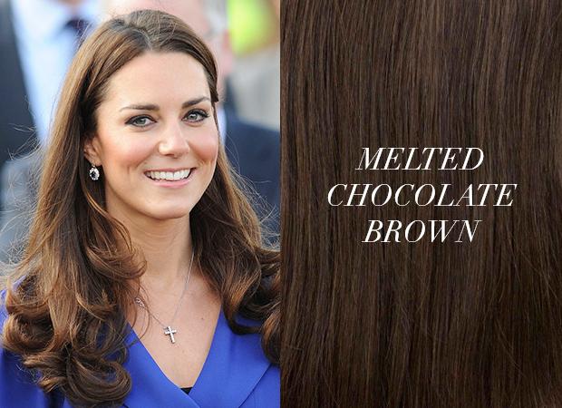 Brown Hair Extension Shades / Hair Extensions Blog | Hair Tutorials ...