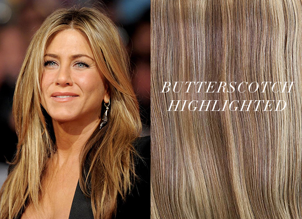 Highlighted Hair Styles: Blonde Hair Extension Shades
