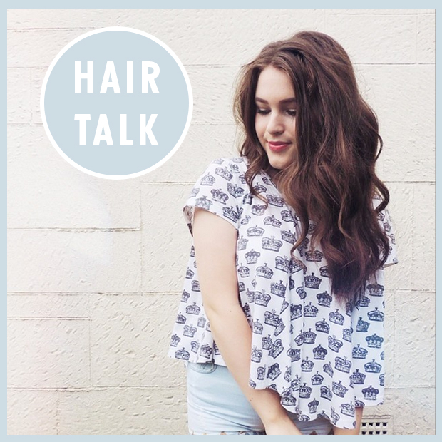 Hair Talk With Bloggers - Emily from 'Emiloue'