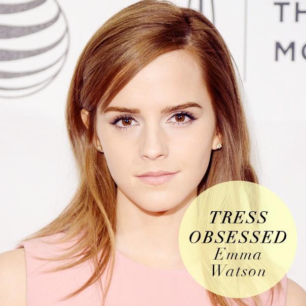 Emma Watson's hair