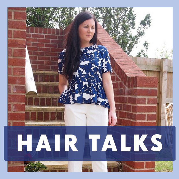 Hair Talk - Kirsty From 'Fashion Champagne'