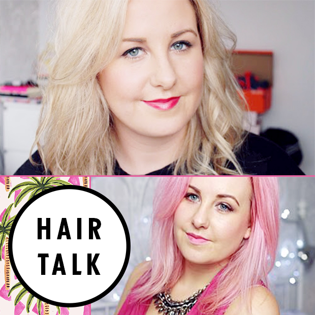 Hair Talk With Bloggers - Katie From Sugarfixxbeauty