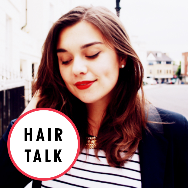 Hair Talk With Bloggers - Hannah from 'Dimples Diaries'