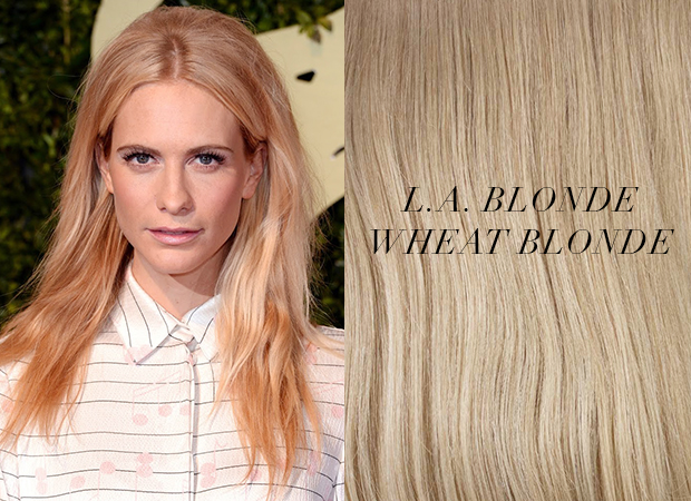 Blonde hair extension shades hair extensions blog hair blonde hair extension shades pmusecretfo Gallery