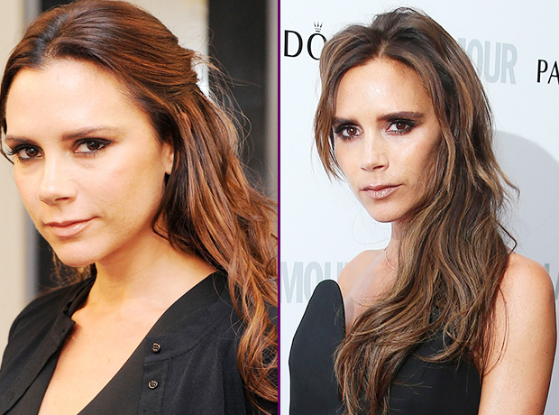 Victoria Beckham 2014 Hair