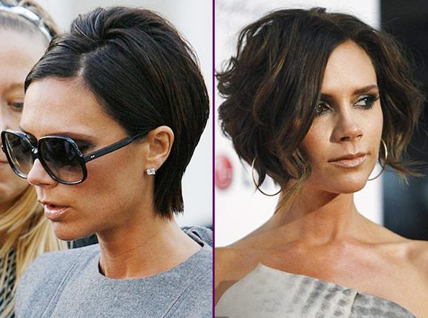 Victoria Beckhams Hair Hair Extensions Blog Hair Tutorials