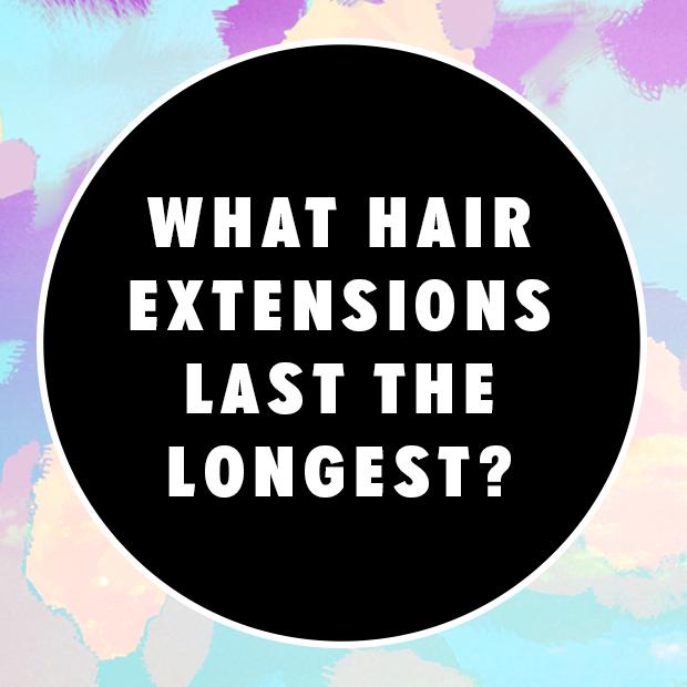 What hair extensions last the longest hair extensions blog what hair extensions last the longest pmusecretfo Images