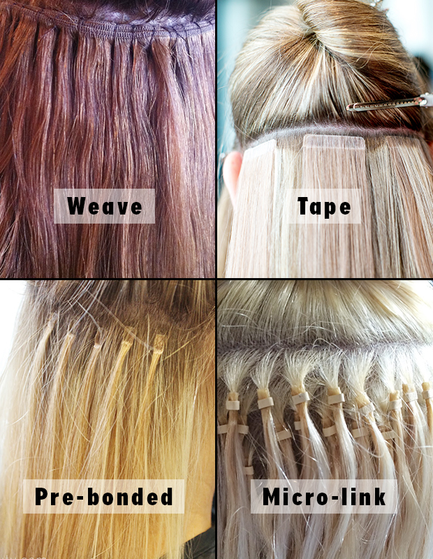 What Hair Extensions Last The Longest Hair Extensions Blog Hair