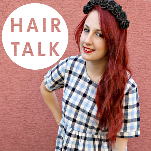 Hair Talk - Amy From Cocktails in Teacups