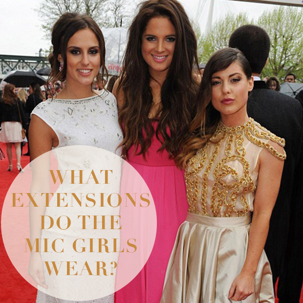 What Hair Extensions do the Made In Chelsea Girls Wear?