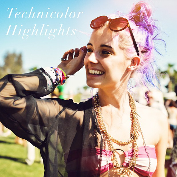 Technicolour Highlights