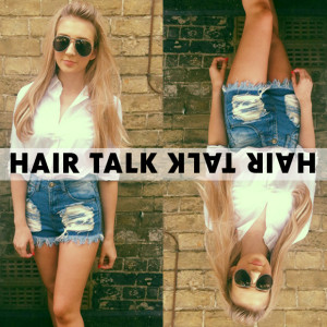 Hair Talk: Jess from 'Blonde of Carbs'