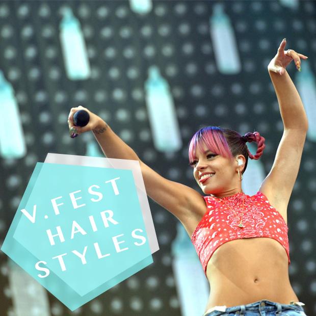 V Festival 2014 Hairstyles