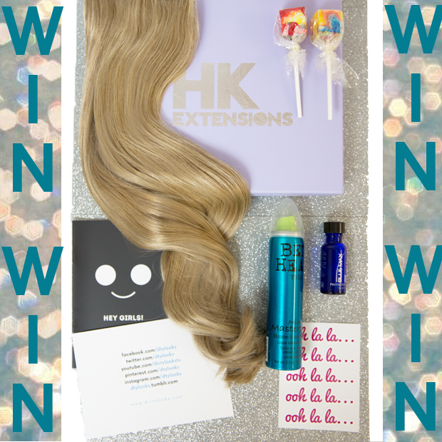***HK HAIR EXTENSIONS COMPETITION***