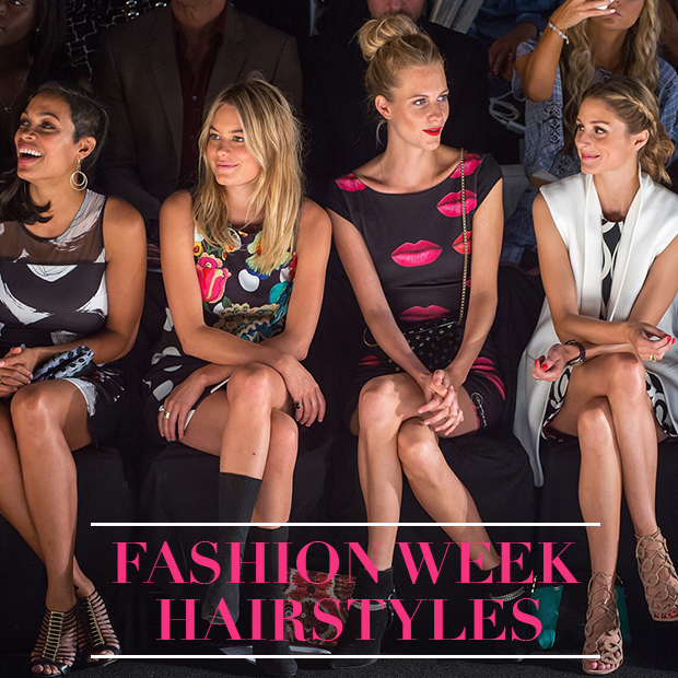 Fashion Week Hairstyles